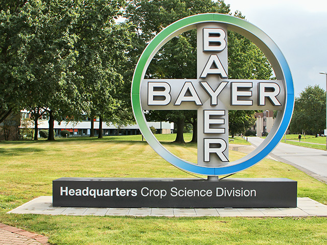 Bayer reached a wide-ranging settlement agreement to address litigation on Roundup and dicamba. (DTN/Progressive Farmer file photo by Pamela Smith)