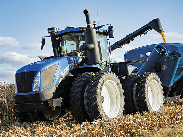 (Progressive Farmer image provided by New Holland)