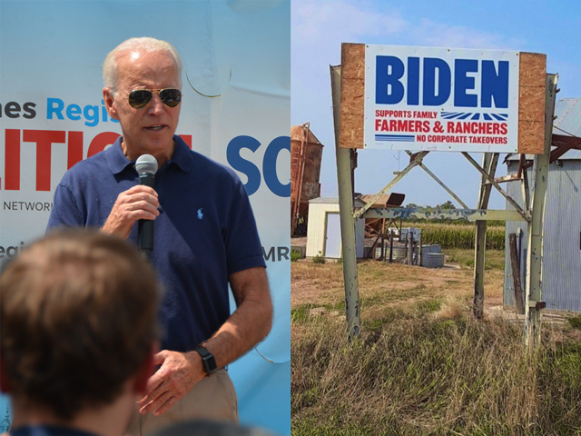 Joe Biden's transition teams for USDA, EPA and the United States Trade Representative include a number of former Obama administration employees. (DTN file photo)