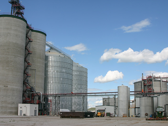 Ethanol margins continue to improve following the COVID-19 economic shutdown. (DTN file photo by Elaine Shein)
