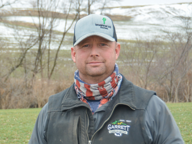 Kelly Garrett, an Iowa farmer who was paid $15 a credit for 5,000 tons of carbon sequestration, would like to advise USDA on how to create a carbon program that works for farmers. The individual market groups are watching to see how policy moves ahead. (DTN photo by Chris Clayton)