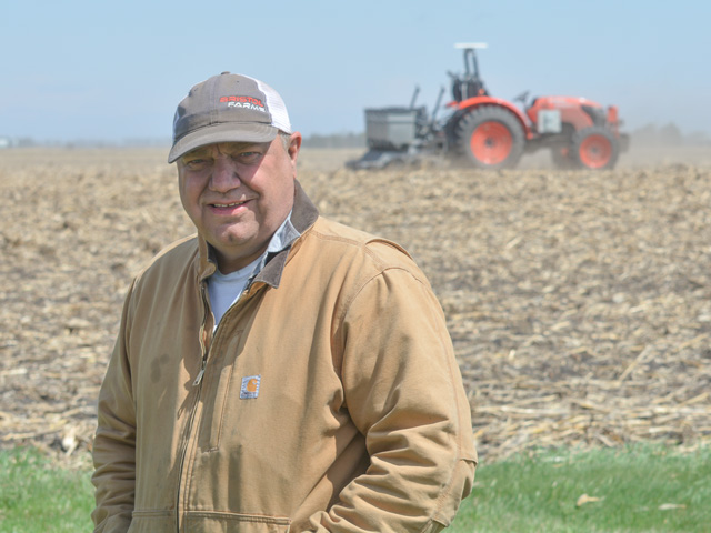 Have questions about robotic farming? Craig Rupp, co-owner of Sabanto, answers reader questions about autonomous planting and where the technology fits in agriculture. (DTN photo by Matthew Wilde)