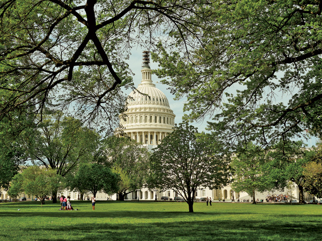 Agricultural policy wonks are prepping to deal with a possible farm bill during this Congress, but lobbyists say the legislation likely won't come until after 2018. (DTN file photo)