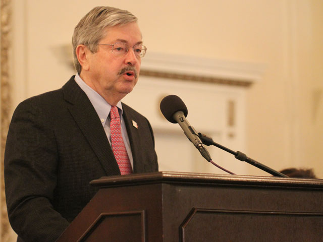 Iowa Gov. Terry Branstad on Tuesday faced Senate questioning on his nomination to serve as ambassador to China. (DTN file photo)