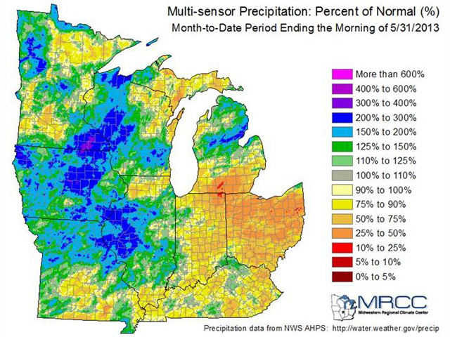 (Graphic courtesy of the Midwestern Regional Climate Center)