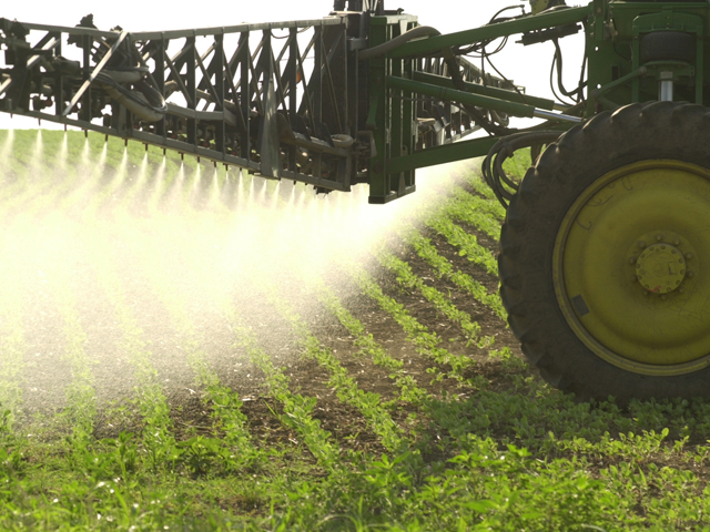 California is banning chlorpyrifos as use of the insecticide has been declining since 2005. (DTN file photo)