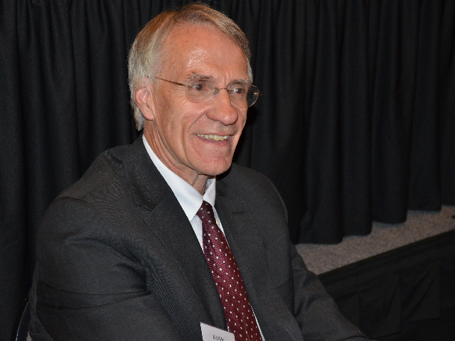 Virginia Tech economist Dave Kohl worries about larger-scale growers this cycle. (DTN file photo by Elizabeth Williams)