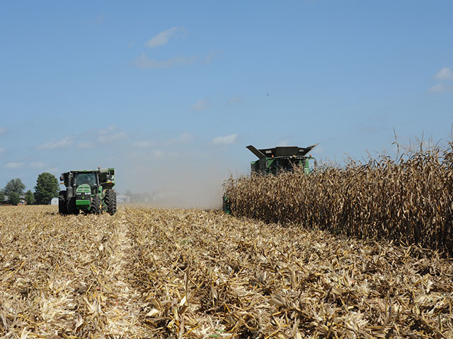 As farmers start to gear up for harvest, a think tank in Washington is calling on Congress and the next president to eliminate most farm programs and cut premium assistance for crop insurance. (DTN file photo)