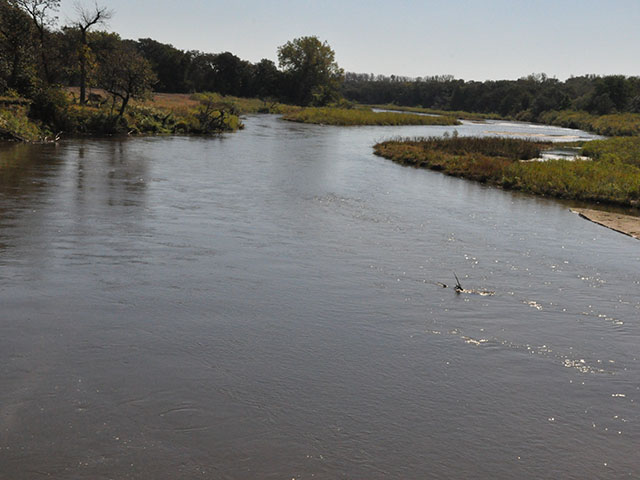 While the EPA continues to take public comments on a proposed waters of the United States, or WOTUS, rule, states across the country continue to fight the 2015 rule. (DTN file photo by Chris Clayton)