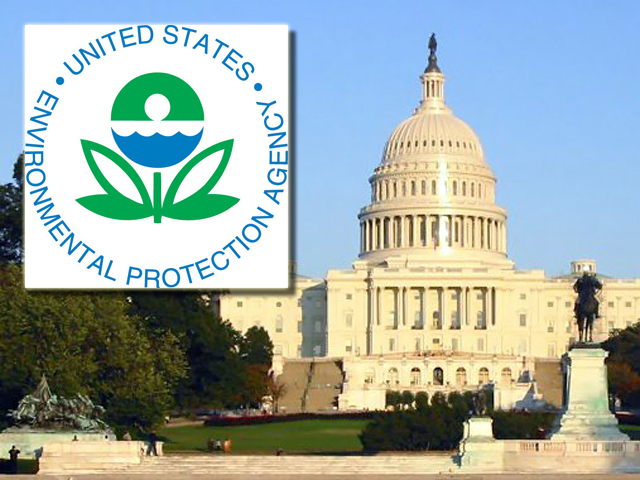 EPA appears to have survived budget cuts this year, but proposed cuts by the Trump administration could affect pesticides programs. (DTN file photo)