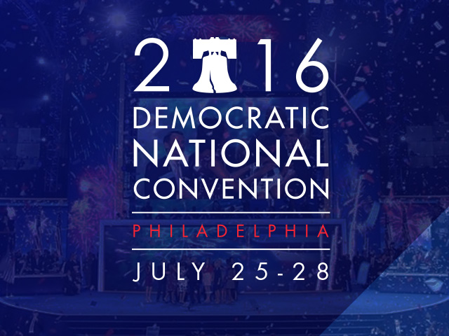 Prominent rural Democrats used a couple of forums this week at the Democratic National Convention in Philadelphia to attack Donald Trump. (Logo courtesy of the National Democratic Convention Committee)