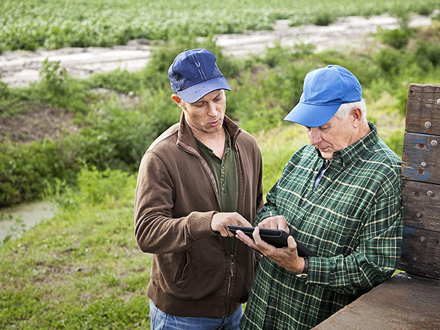Inability of seniors to relinquish control of farm decision-making is a major hurdle for successful farm transitions. (Progressive Farmer image by Getty Images / Thinkstock)