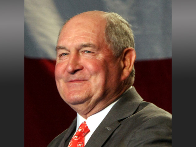 After a drawn-out selection process, President-elect Donald Trump has reportedly chosen former Georgia Gov. Sonny Perdue to run USDA. Perdue also is a founding partner of a grain merchandising company in Georgia and South Carolina. (Courtesy photo)