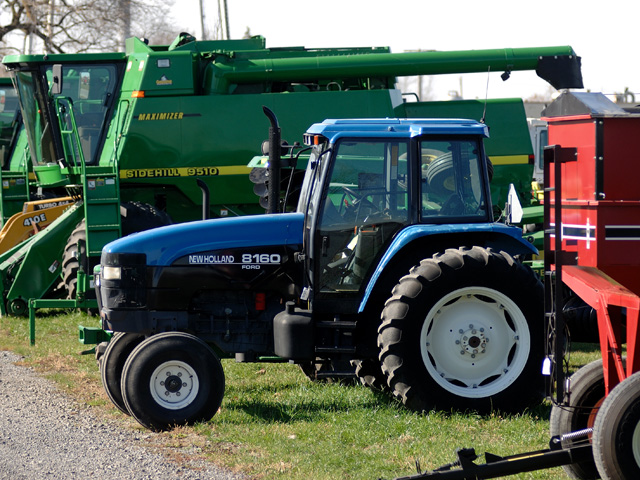 If high rent/poor yields or too much equipment is dragging down the rest of the farm, maybe now is the time to clean house, advises DTN Tax Columnist Rod Mauszycki. (DTN/Progressive Farmer file photo by Jim Patrico)