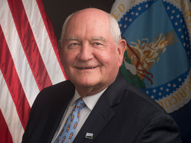 U.S. Secretary of Agriculture Sonny Perdue told a Senate committee on Wednesday he understands Renewable Fuel Standard waivers hurt ethanol demand. (Courtesy photo)