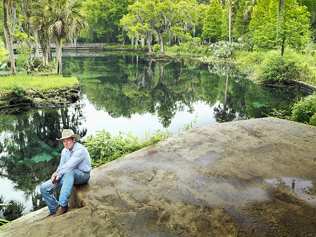 It cost just 10 cents an acre in 1932; today the once beat-up Florida ground is both a legacy and proof that conservation methods can turn around even the worst piece of land.(DTN/Progressive Farmer photo by Gabriel Burgos)