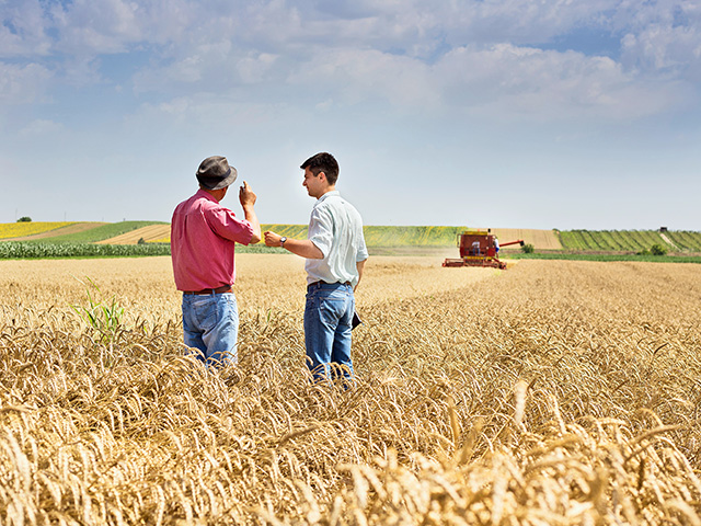 When you mix family culture with the shared ownership or management of land or a business, family expectations of loyalty can create a set of emotional handcuffs. (DTN/The Progressive Farmer photo by iStock/Getty Images Plus)