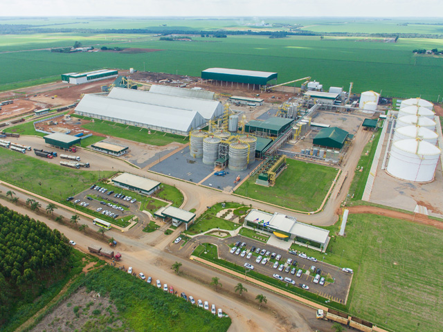 For the first time this year DTN's hypothetical ethanol plant reported losses in both net margins and operating margins. (DTN file photo)