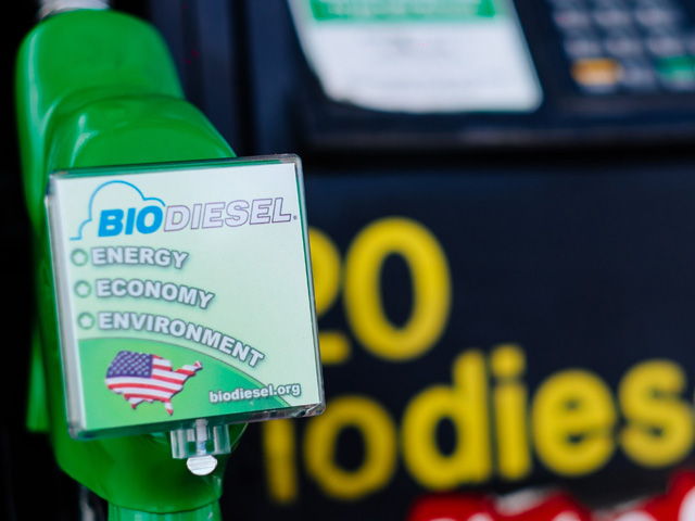 Thirty-nine United States senators asked EPA's Andrew Wheeler to account for biodiesel gallons lost to small refinery waivers. (Photo courtesy of the National Biodiesel Board