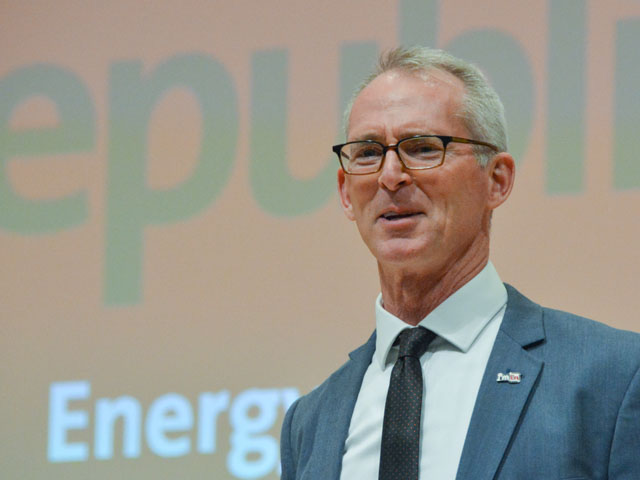 Bob Inglis, a former congressman from South Carolina, wants to convince more conservatives to get engaged on climate change. He sees a carbon tax as a possible solution, especially if such a tax could also reduce income taxes. (DTN photo by Chris Clayton)