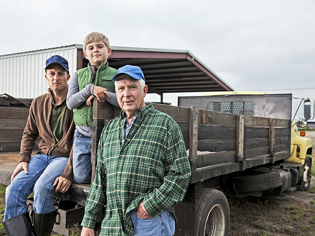 As much as family members share DNA, a similar upbringing or common family values, individuals in a family can be remarkably different. (Progressive Farmer photo by Getty Images)