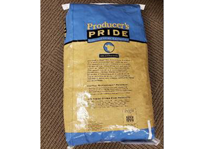 Purina has recalled a specific lot of feed cube, which may be connected to cattle deaths in Florida.