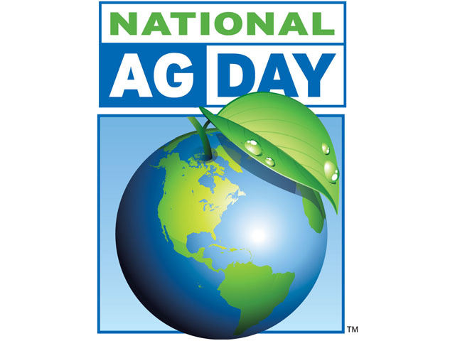 This week we celebrate National Ag Day. DTN and Progressive Farmer have long been supporters of the event, and agriculture. (Logo courtesy of Agriculture Council of America)