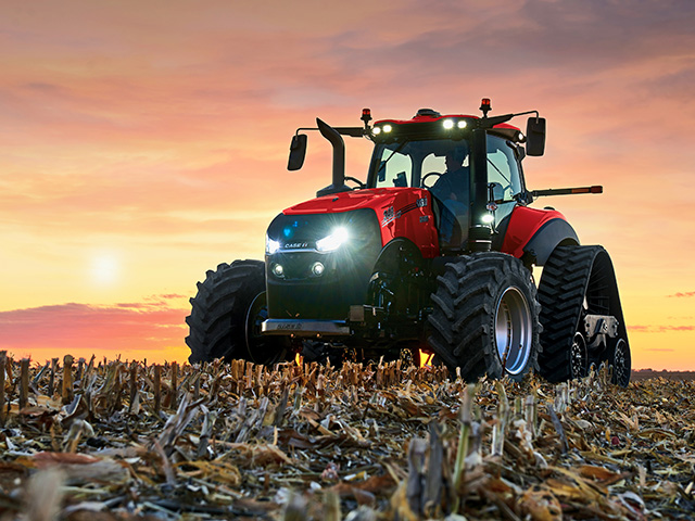 Model Year 2020 Case IH AFS Connect Magnum, Image supplied by Case IH