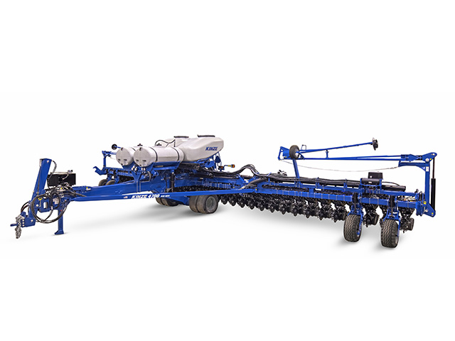 Kinze 4700 narrow-row planter, Image provided by Kinze