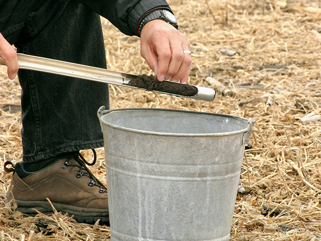 SCN is not a death sentence. Instead, it's similar to finding out you have high blood pressure and something you learn to manage. Soil testing to determine populations is a first step, Image courtesy of Iowa State University