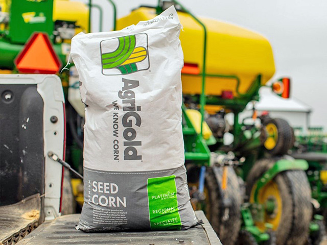 More farmers will have access to AgriGold seed products as the brand expands west this year, Image provided by the manufacturer