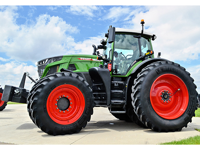 Fendt 900, Image provided by AGCO Fendt