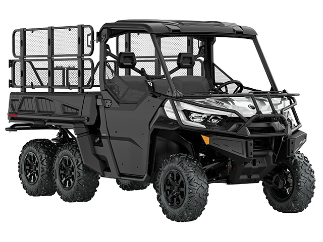 Can-Am Defender 6x6 DPS HD10 (Progressive Farmer image provided by Can-Am)