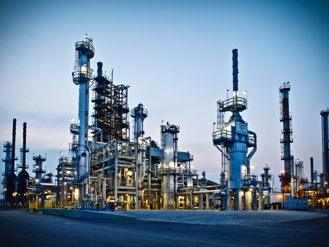 CountryMark's Mount Vernon, Indiana, refinery received small-refinery waivers from the EPA in 2017 and 2018. (Photo courtesy of CountryMark)