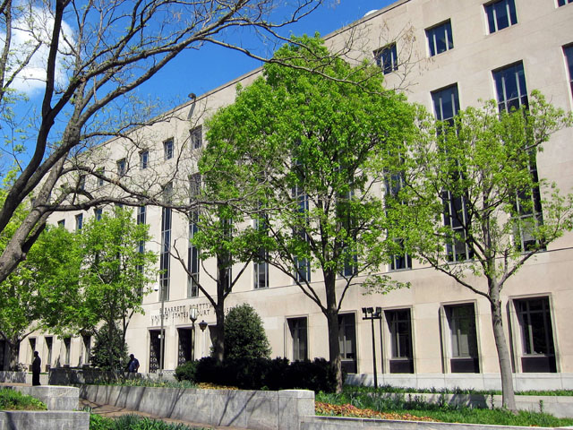 Oral arguments were delivered before a federal appeals court in Washington, D.C., on Wednesday in a case challenging EPA's scientific advisory board appointment procedure. (Photo by AgnosticPreachersKid; CC BY-SA 3.0)