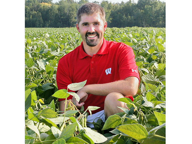 Shawn Conley (Progressive Farmer image provided by Shawn Conley)