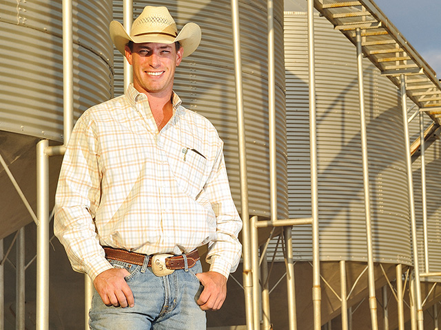 Cody Goodknight (Progressive Farmer image by Jim Patrico)