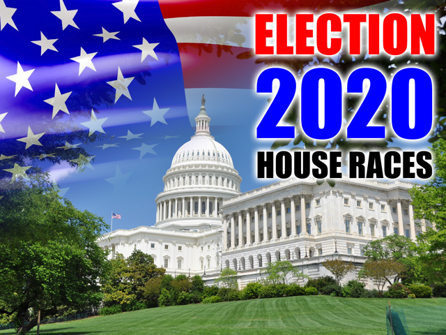"One year from the 2020 general election, more than half of the Democrats on the House Agriculture Committee are facing less-than-""solid"" chances of retaining their seats, according to The Cook Political Report. (DTN photo illustration by Nick Scalise)"