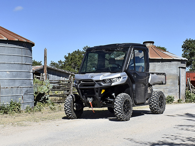 Can-Am Defender (Progressive Farmer image by Chris Hill)