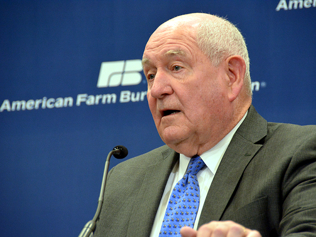 "Agriculture Secretary Sonny Perdue said an initial aid package in the range of $16 billion to $18 billion will be coming ""very soon."" Some are concerned that the package may not offer direct aid to ethanol. (DTN file photo)"
