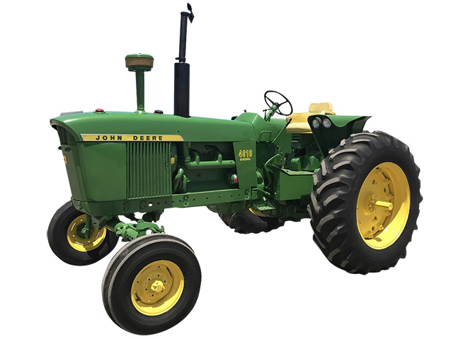 John Deere 4010 (Progressive Farmer image provided by manufacturer)