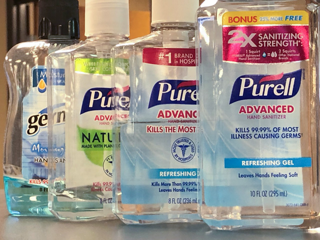 DTN's HR Coach Lori Culler suggests setting specific expectations with employees about how often they should wash their hands or use hand sanitizer as well as other preventative measures to prevent the spread of coronavirus. (DTN Photo by Elaine Shein)