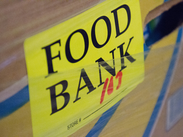 Under the voucher concept, food banks would get vouchers to ptay farmer sfor produce to cover the costs of getting it out of fields and to the food banks. (USDA photo from Flickr account)