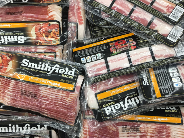 Smithfield Foods is one of the major packers with plants closed right now. An executive order from President Donald Trump could order plants to reopen, possibly avoiding more euthanasia of hogs. But workers and their unions are concerned after thousands of workers have contracted the coronavirus. (DTN file photo by Pamela Smith)