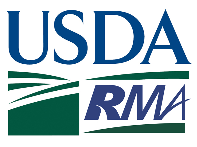 Dates set for final planting and final reporting are agreed upon by USDA and the crop-insurance companies that sell the policies. The Risk Management Agency announces the dates ahead of the start of planting season. (Logo courtesy of USDA)
