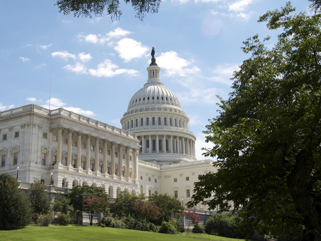 The House tax overhaul bill moves to a vote Thursday as the Senate Finance Committee continues working on its bill. (DTN file photo by Nick Scalise)