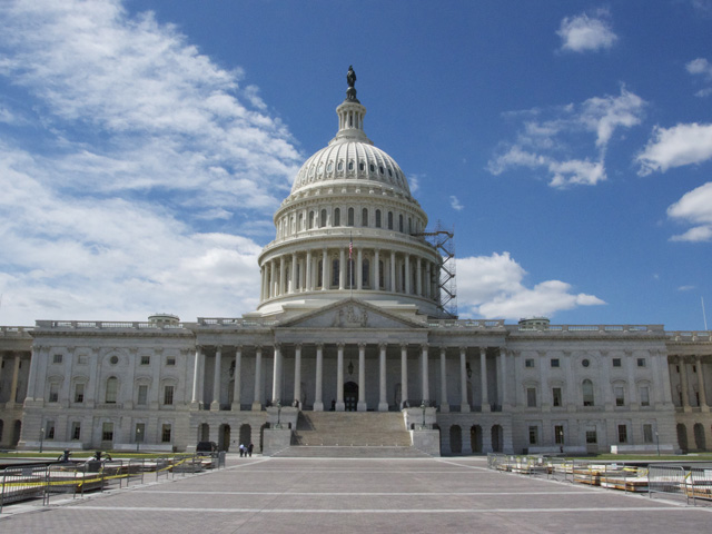 Agriculture and other interest groups are pushing for checkoff reform in Congress. (DTN photo by Nick Scalise)