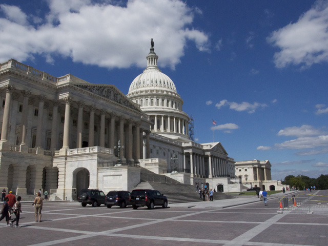 Congress closed out 2017 with another funding measure to keep the government operating temporarily, but a disaster package stemming from hurricanes failed to get a vote in the Senate. (DTN file photo)