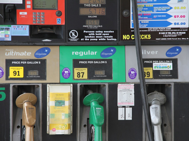 Draft legislation calls for replacing the Renewable Fuel Standard with a national octane specification. (DTN file photo by Elaine Shein)