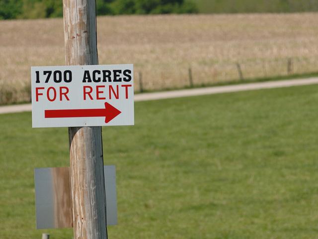 Tax Bill Could Subject Farm Rental Receipts To Self